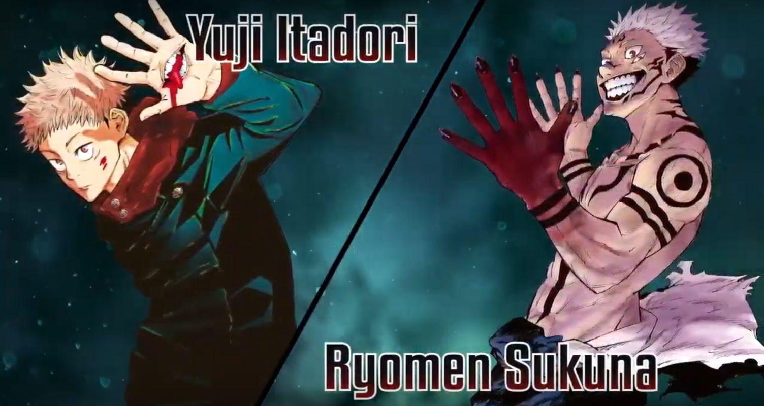 Une bande-annonce pour le manga Jujutsu Kaisen