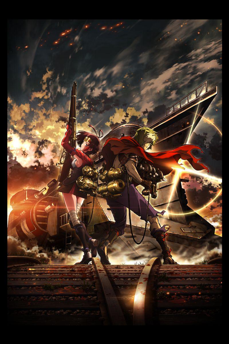 Kabaneri Of The Iron Fortress arrive sur Crunchyroll