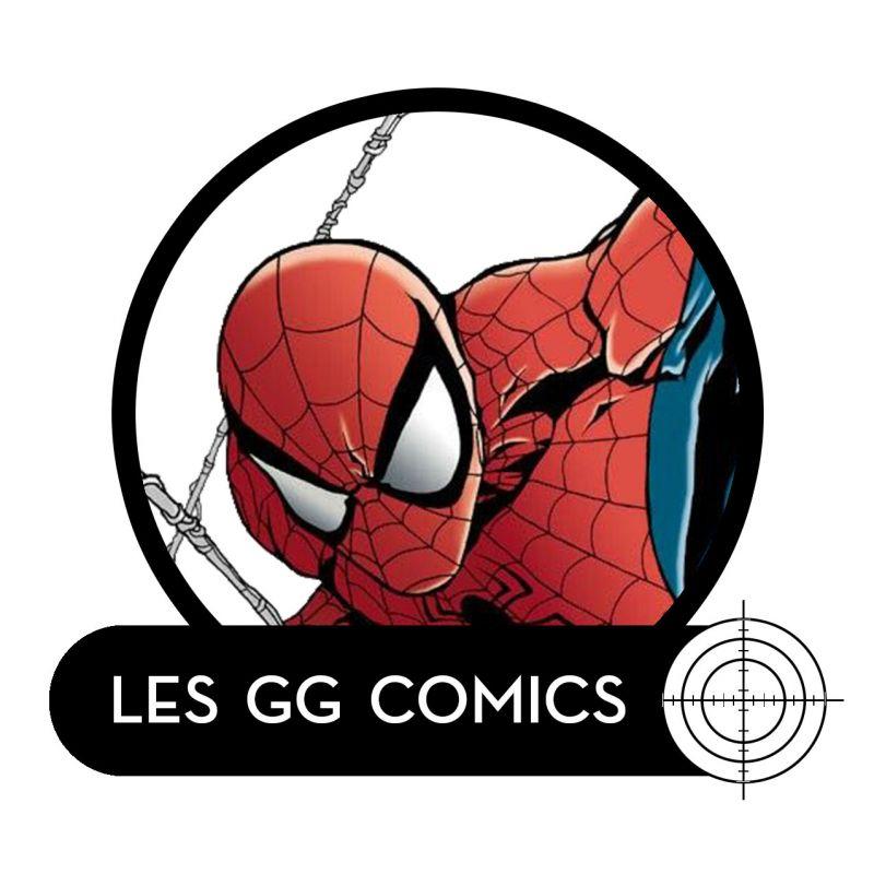 Les GG Comics - HS5 : ITW de Giuseppe Camuncoli [COMIC CON PARIS 2019]