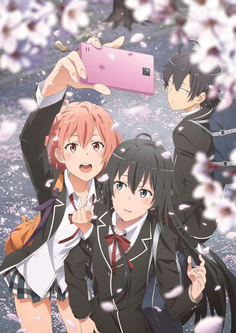 Un nouveau teaser pour la saison 3 de My Teen Romantic Comedy Is Wrong as I Expected