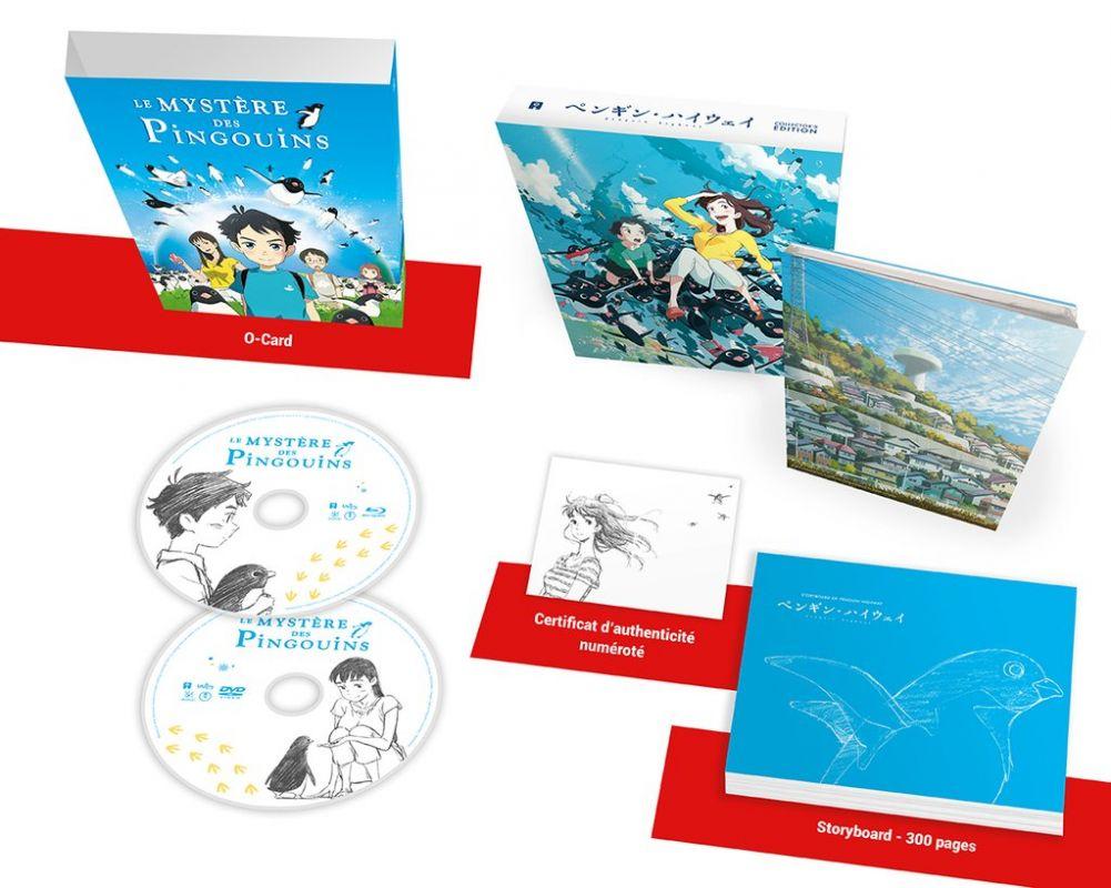 Le Mystère des Pingouins arrive en blu-ray et DVD