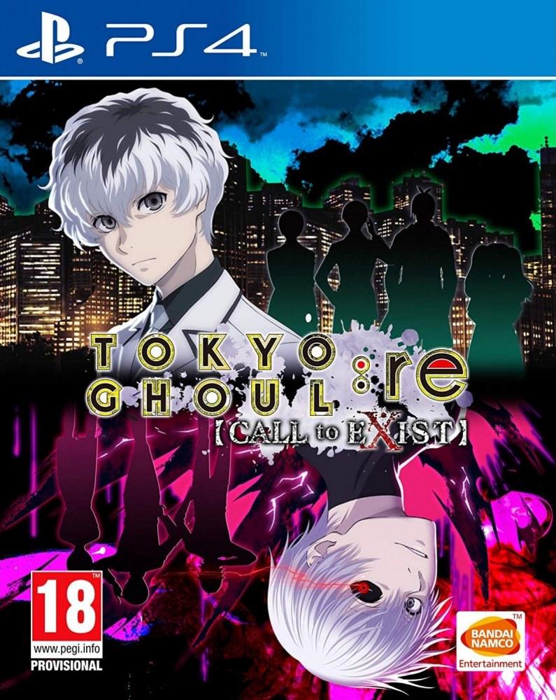 Nouveaux trailers pour le jeu Tokyo Ghoul:re Call to Exist