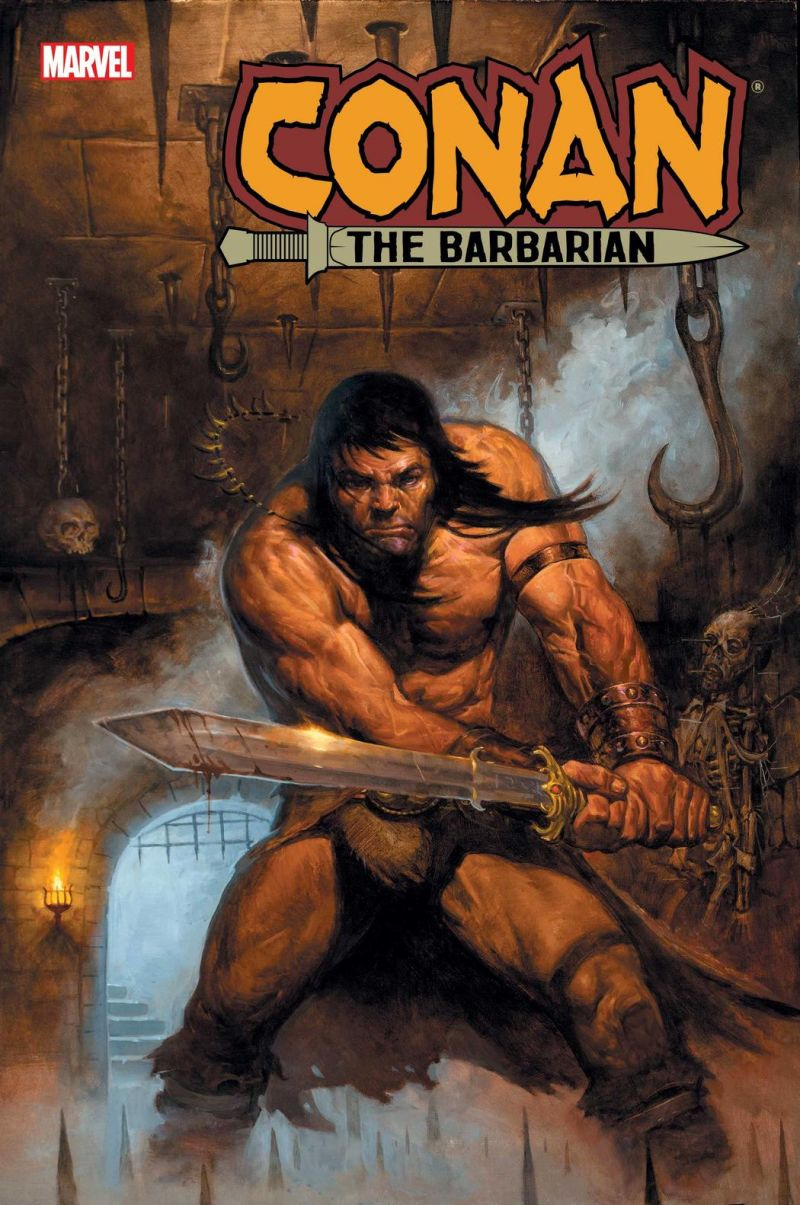 Actu V.O. : Un nouveau scénariste pour Conan !