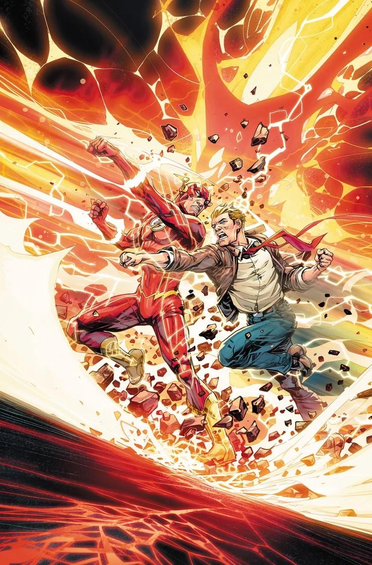 Actu V.O. : The Flash #750