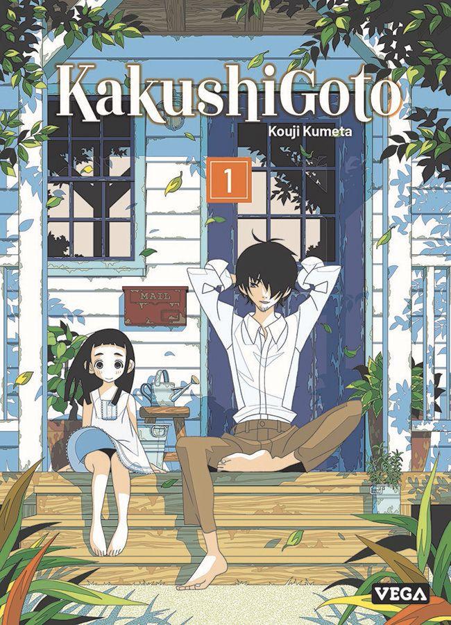 Le manga Kakushigoto adapté en animé