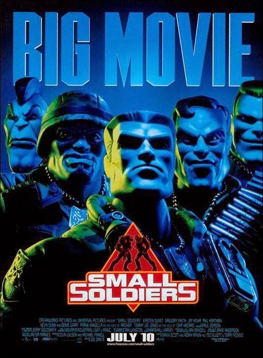 Retour vers le passé :  Small Soldiers (1998)