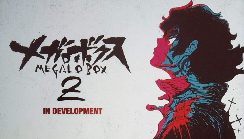 Une saison 2 pour l'animé Megalo Box