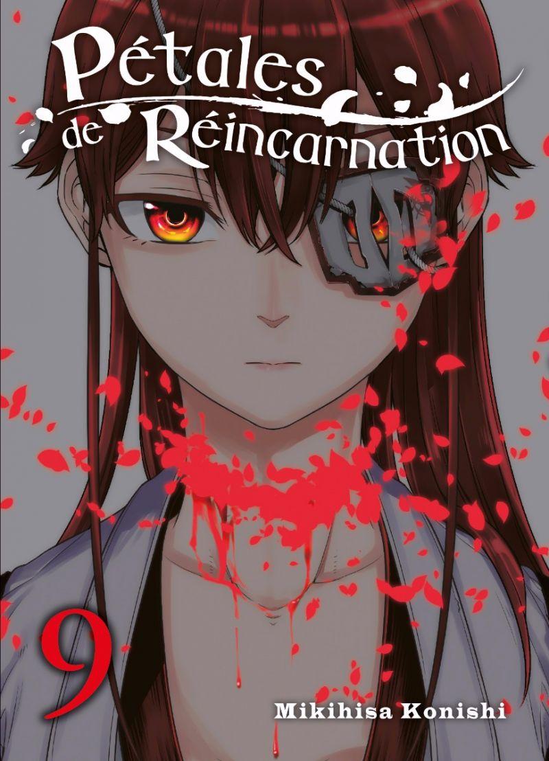 Une édition collector pour le tome 9 de Pétales de Réincarnation