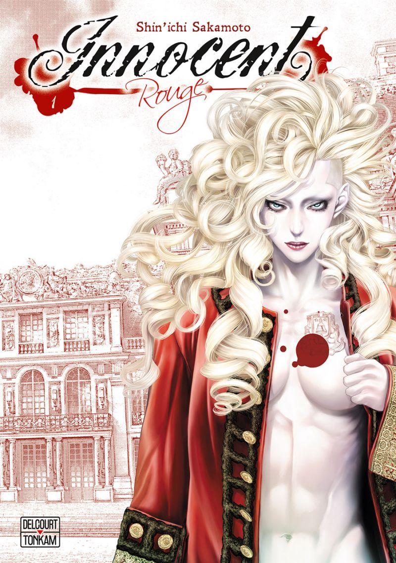 Le manga Innocent Rouge se termine bientôt