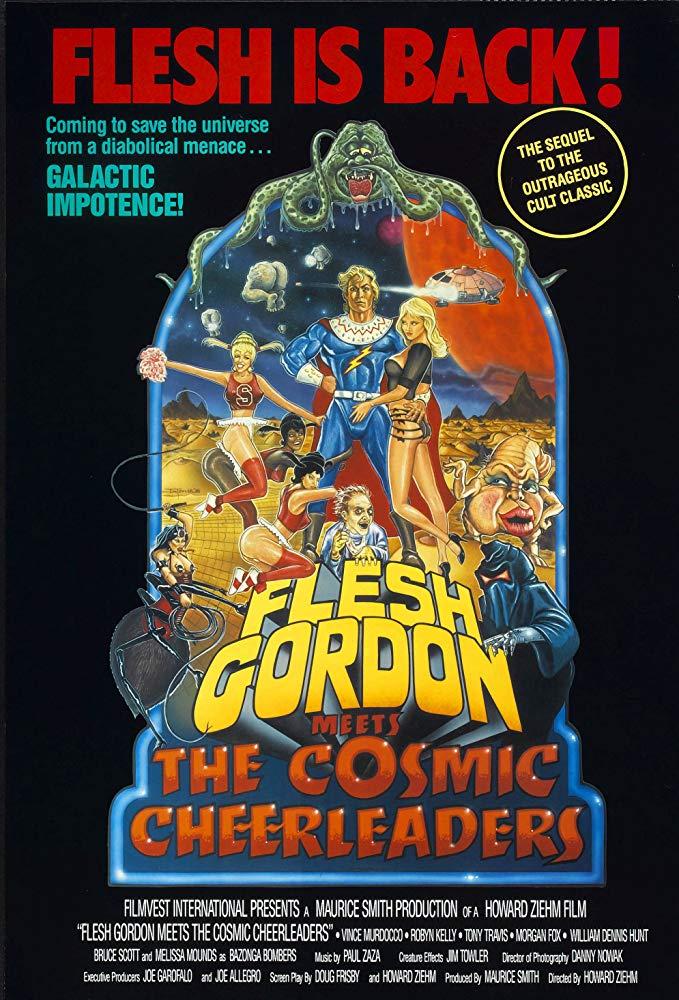 Retour vers le passé :  Le Retour de Flesh Gordon (1990)