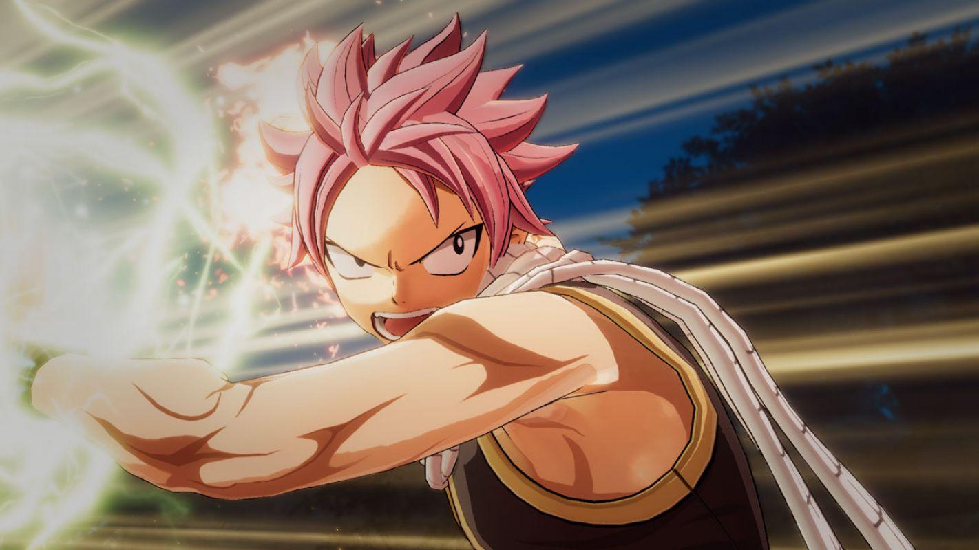 Un character trailer et une date pour le jeu Fairy Tail
