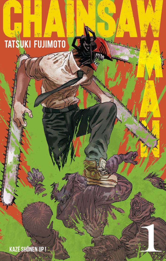 Chainsaw Man chez Kazé