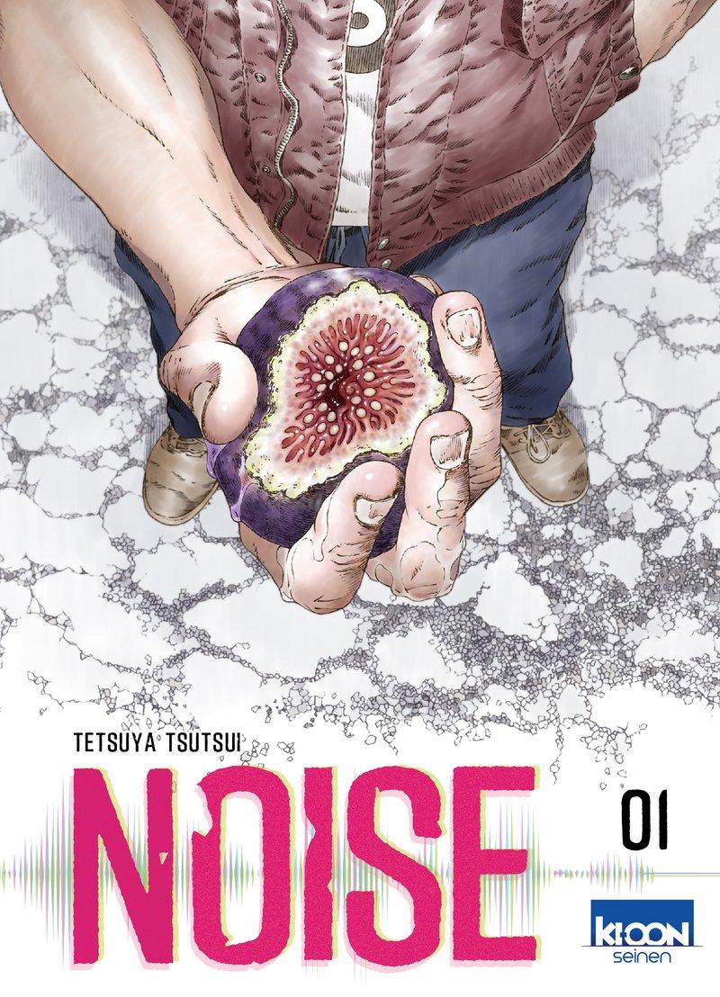 Le manga Noise se termine bientôt