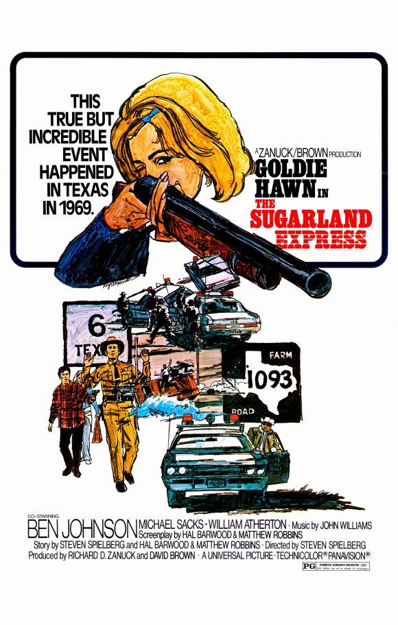 Retour vers le passé :  Sugarland Express (1974)