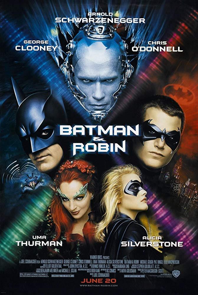 Retour vers le passé :  Batman & Robin (1997)