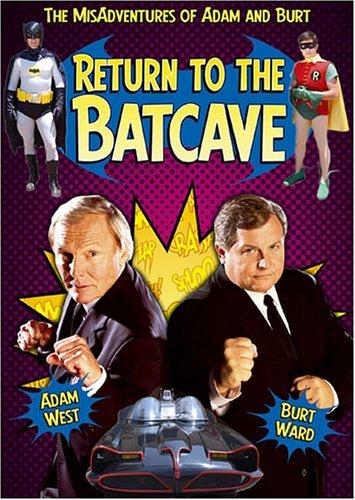 Retour vers le passé :  Dans la Grotte de Batman (2003)