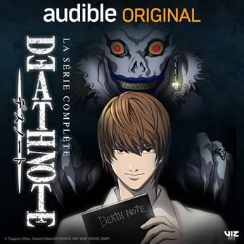 Death Note à découvrir au format série audio !