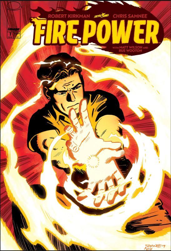 Actu V.O. : Fire Power !