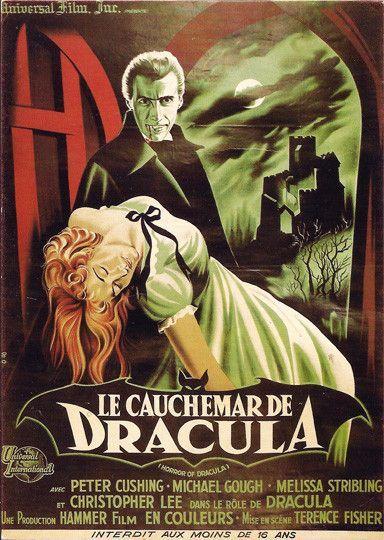 Retour vers le passé :  Le Cauchemar de Dracula (1958)