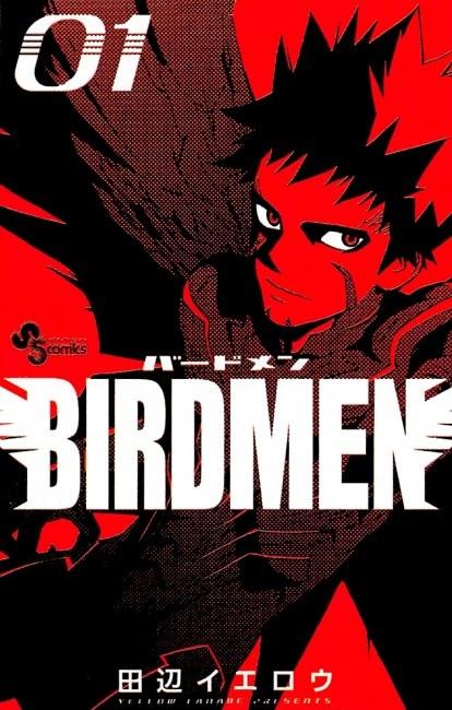 Le manga Birdmen se termine
