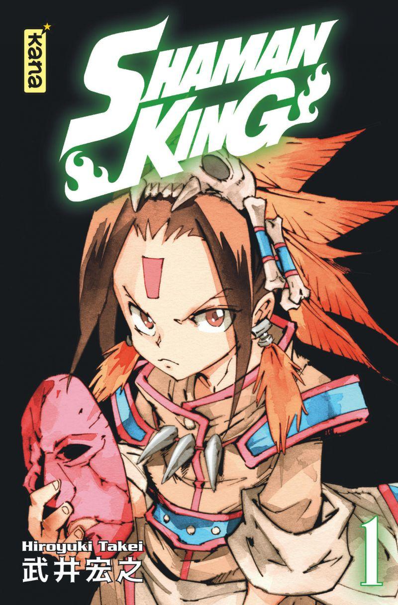 Les deux premiers chapitres de Shaman King à lire en ligne