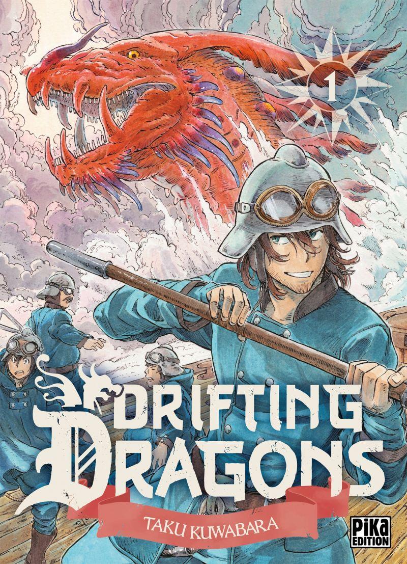 Drifting Dragons chez Pika