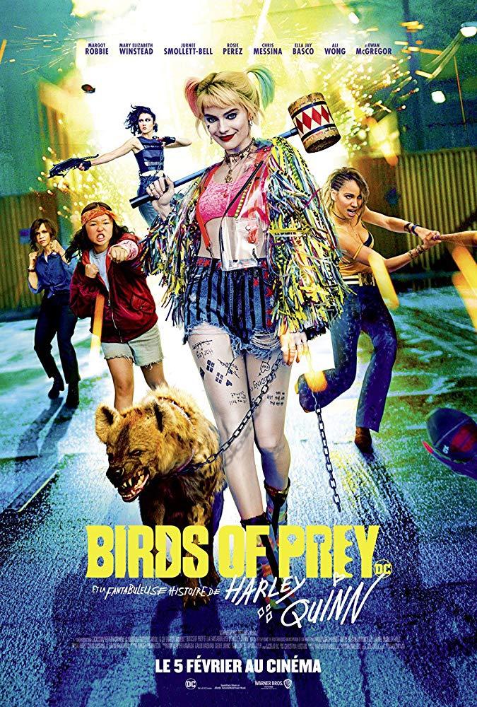 Bande-annonce : Birds of Prey et la Fantabuleuse Histoire de Harley Quinn