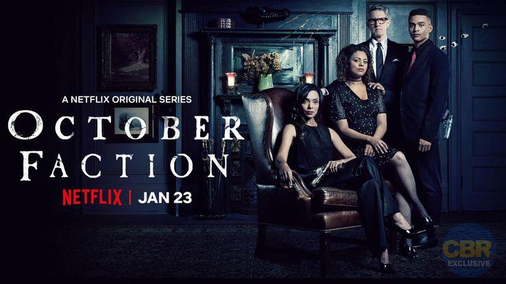 Bande-annonce : October Faction