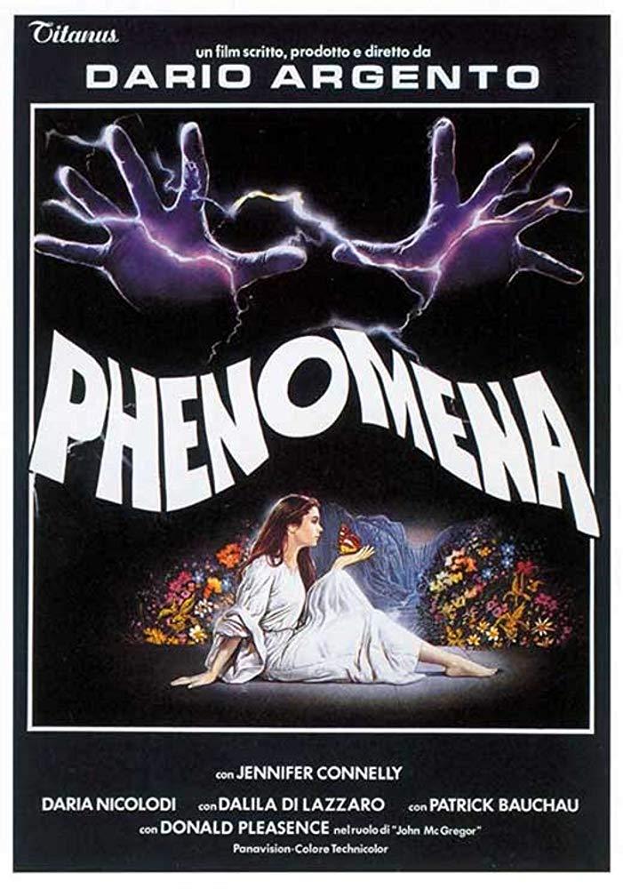 Retour vers le passé :  Phenomena (1985)