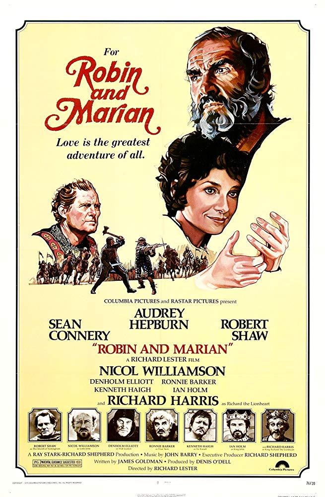 Retour vers le passé :  La Rose et la Flèche (1976)