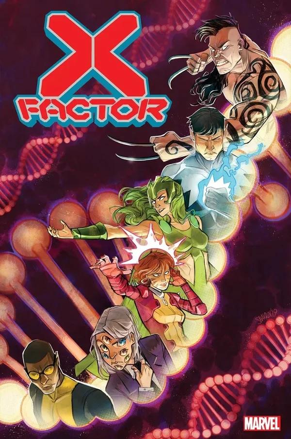 Actu V.O. : X-Factor rejoint le nouvel ordre mutant !