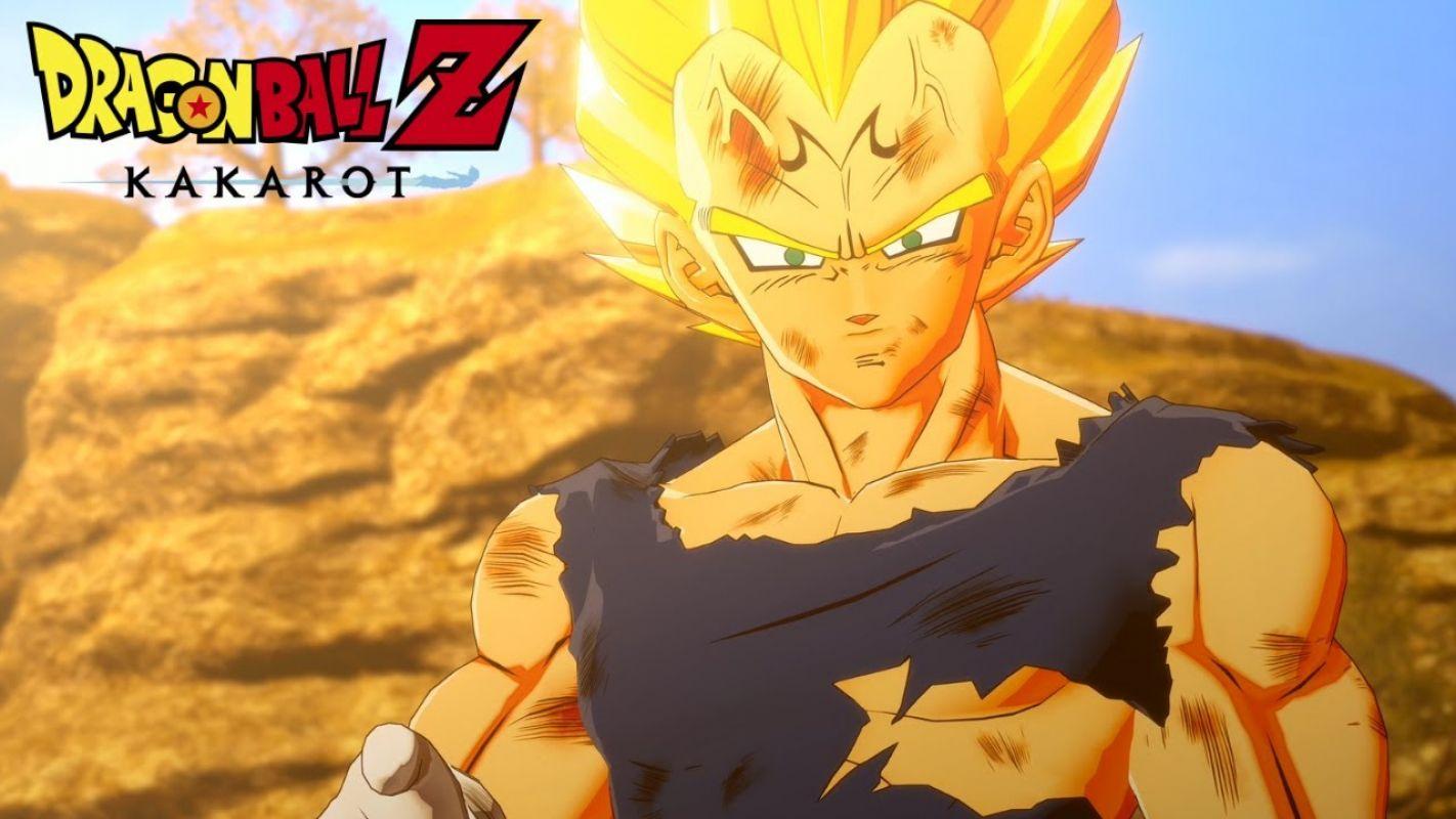 Un nouveau trailer pour le jeu Dragon Ball Z Kakarot