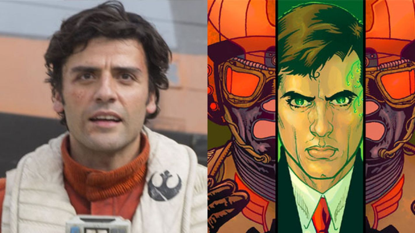 Oscar Isaac sera The Great Machine !
