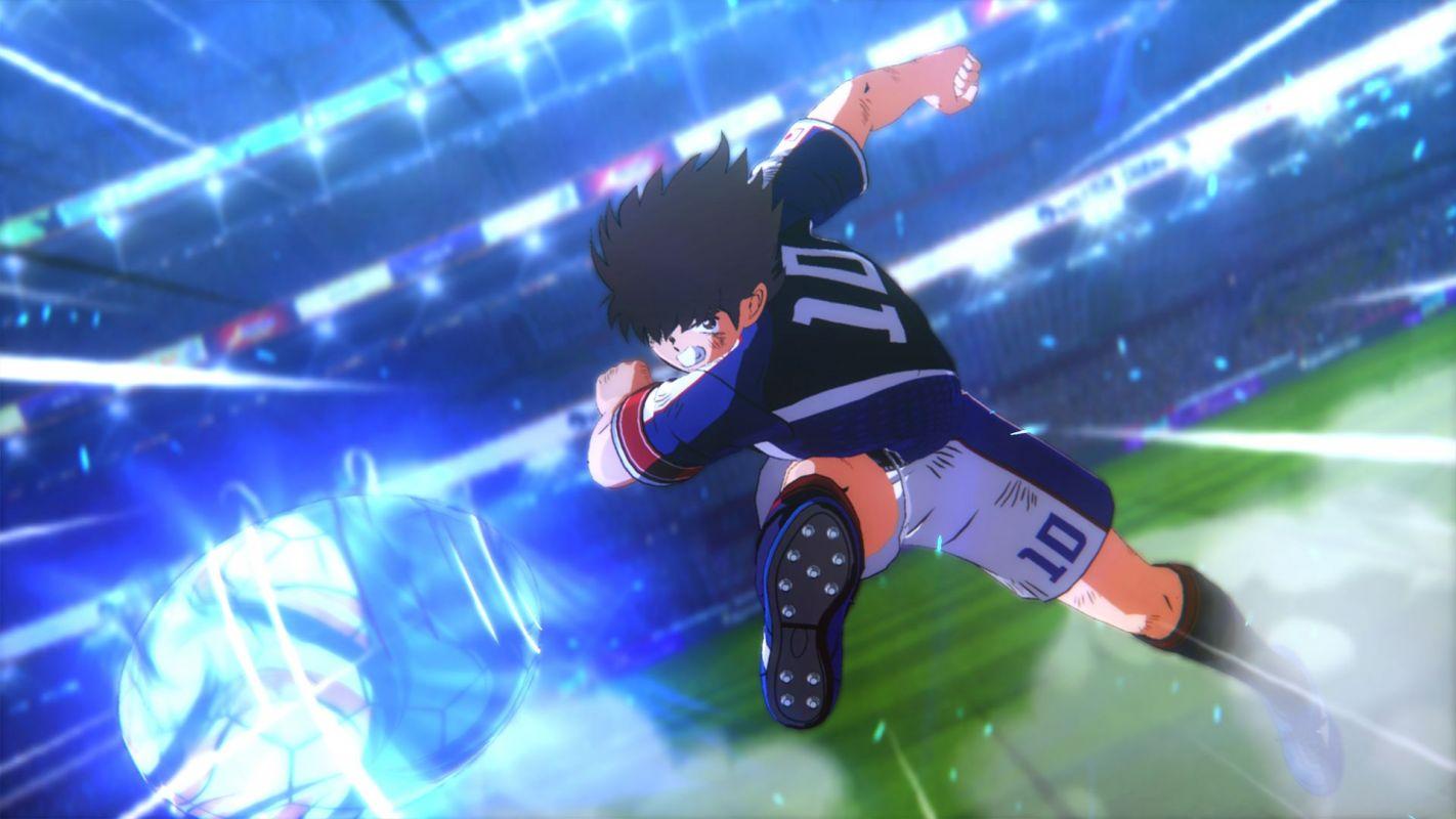 Un premier trailer pour le jeu Captain Tsubasa : Rise of New Champions !