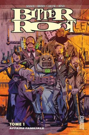 Sorties comics du 22/01/2020