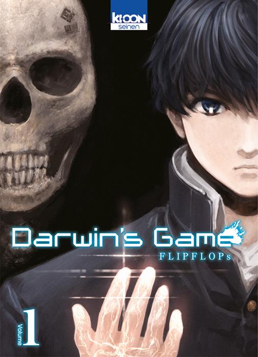 Un prequel en roman pour Darwin's Game