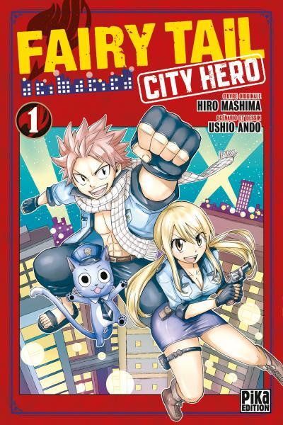 Fairy Tail City Hero chez Pika