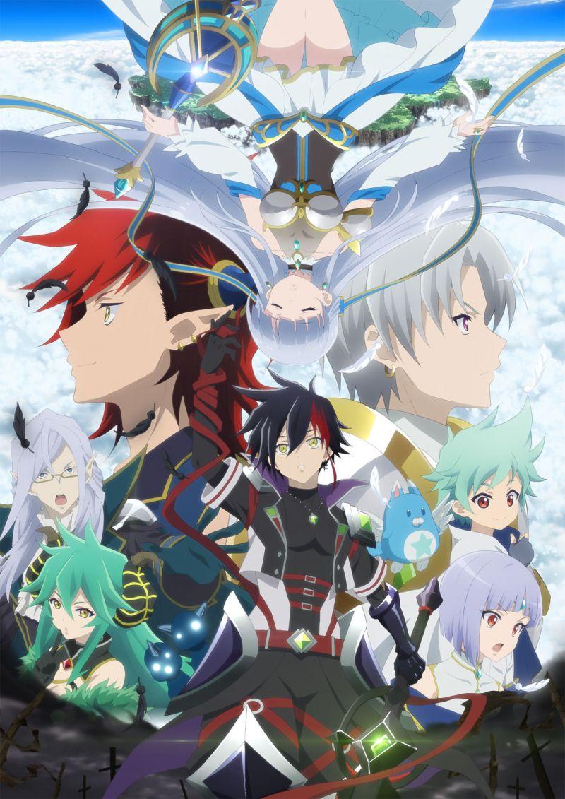 Premier trailer pour l'animé Shironeko Project : Zero Chronicle