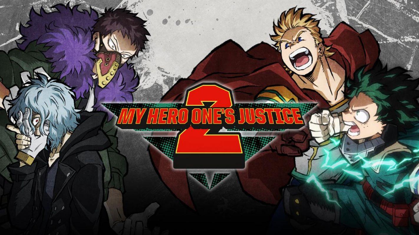 Nouveau character trailer pour le jeu My Hero One's Justice 2