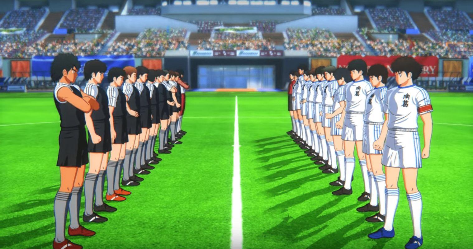 Un gros trailer de gameplay pour Captain Tsubasa : Rise of the New Champions