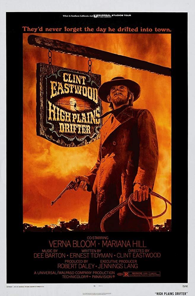 Retour vers le passé :  L'Homme des Hautes Plaines (1973)