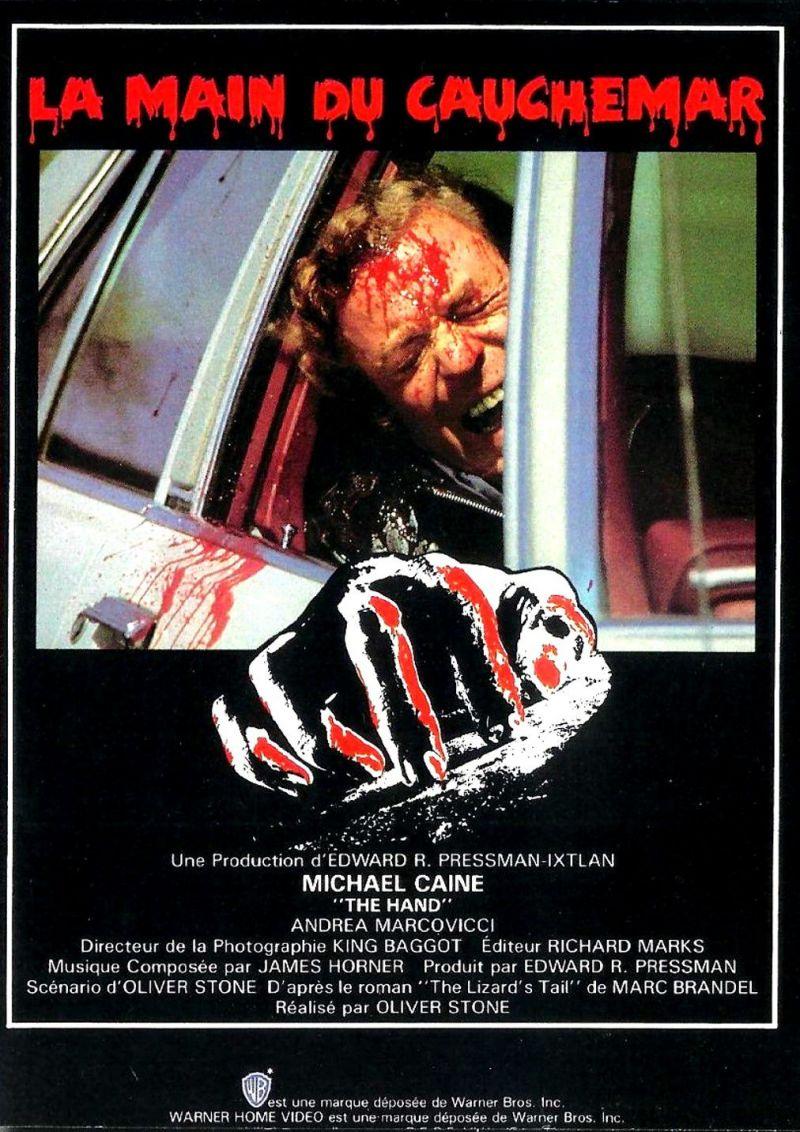 Retour vers le passé : La Main du Cauchemar (1981)