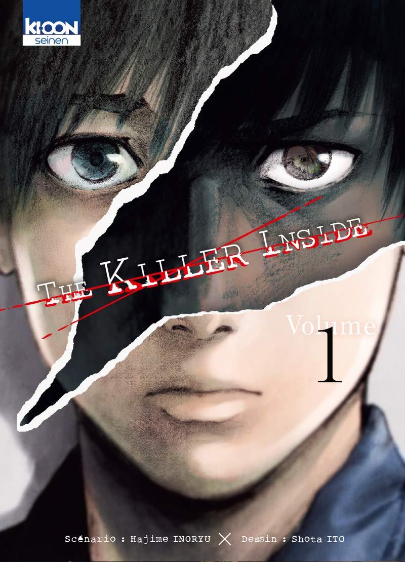 Découvrez les premières pages de The Killer Inside en ligne