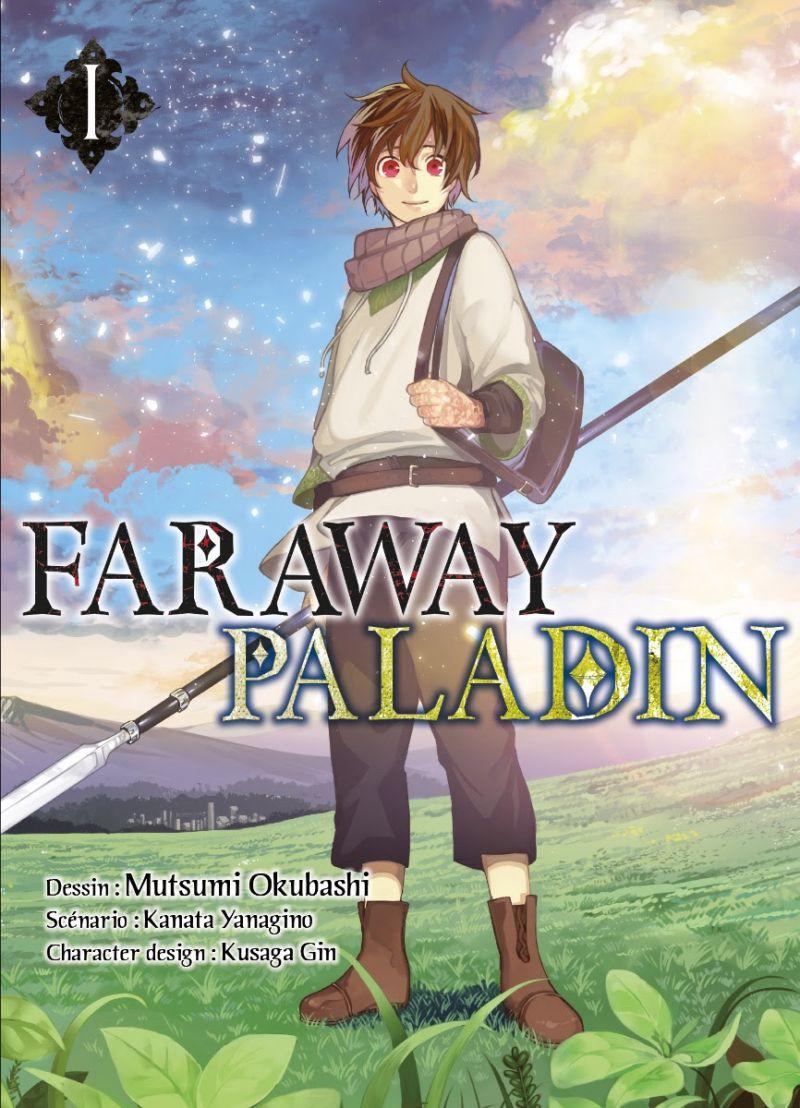 Faraway Paladin chez Komikku