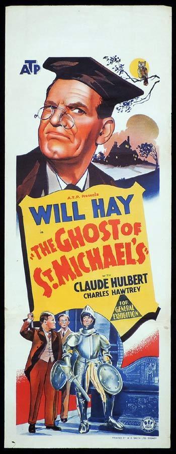 Retour vers le passé :  The Ghost of St.Michael's (1941)