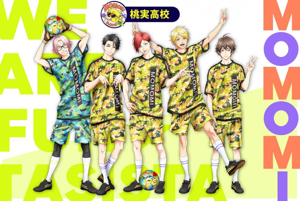 Un nouveau teaser pour l'animé original Futsal Boys !!!!!