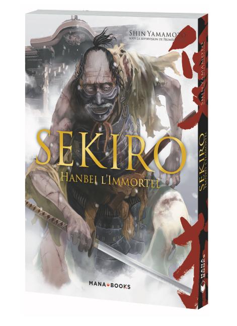 Le manga Sekiro arrive chez Mana Books !