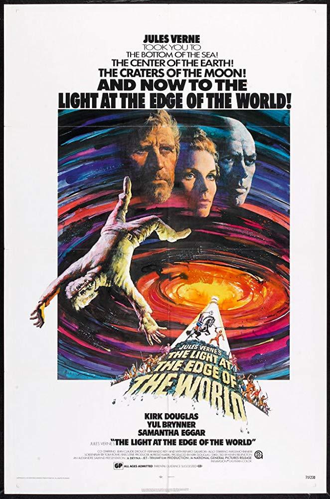 Retour vers le passé :  Le Phare du Bout du Monde (1971)
