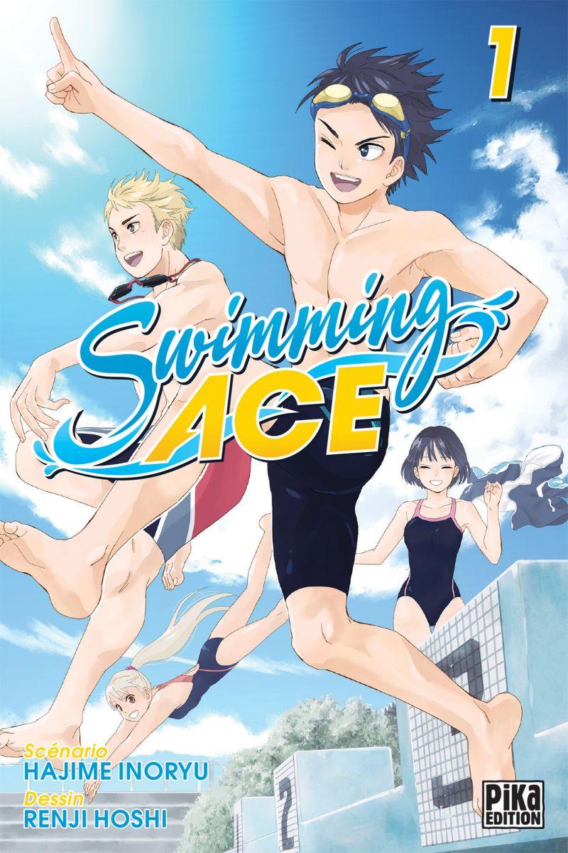 Swimming Ace chez Pika
