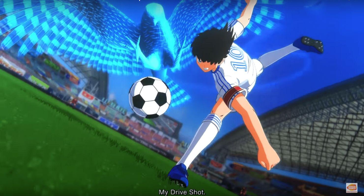 Un nouveau trailer pour le jeu Captain Tsubasa Rise of New Champions